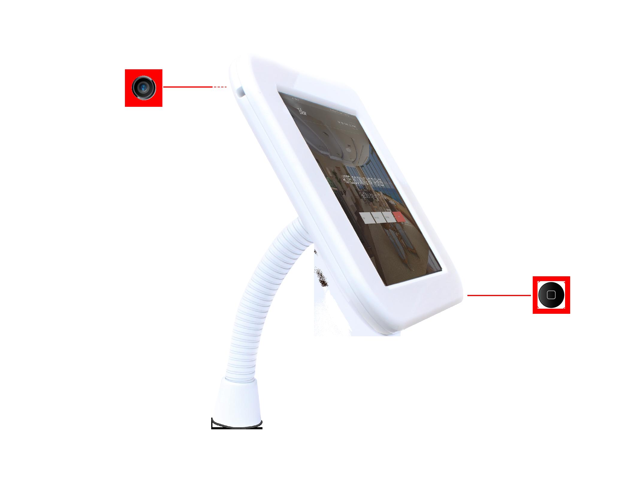 Control customer access