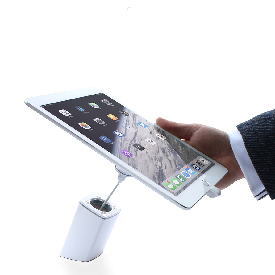 Interactive tablet security
